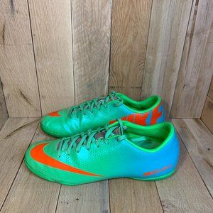 NIKE MERCURIAL VICTORY IV INDOOR SOCCER SHOES